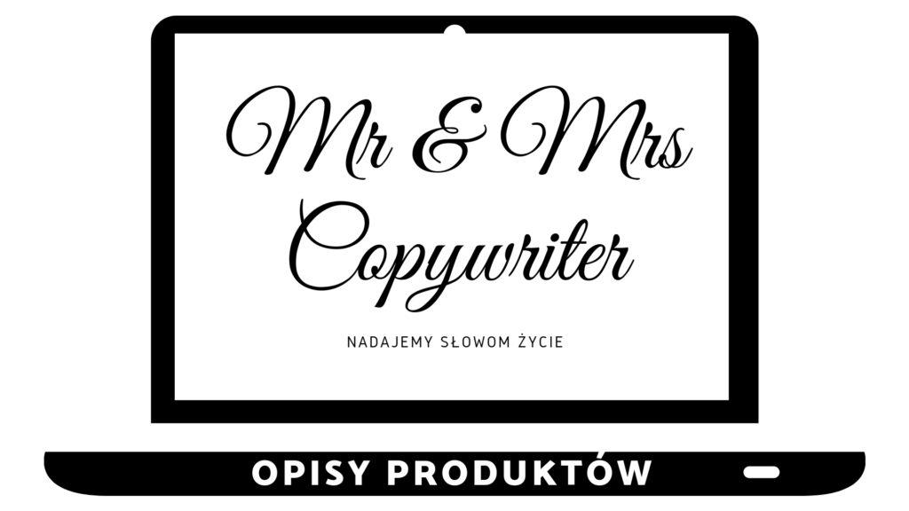 Opisy produktów Copywriter